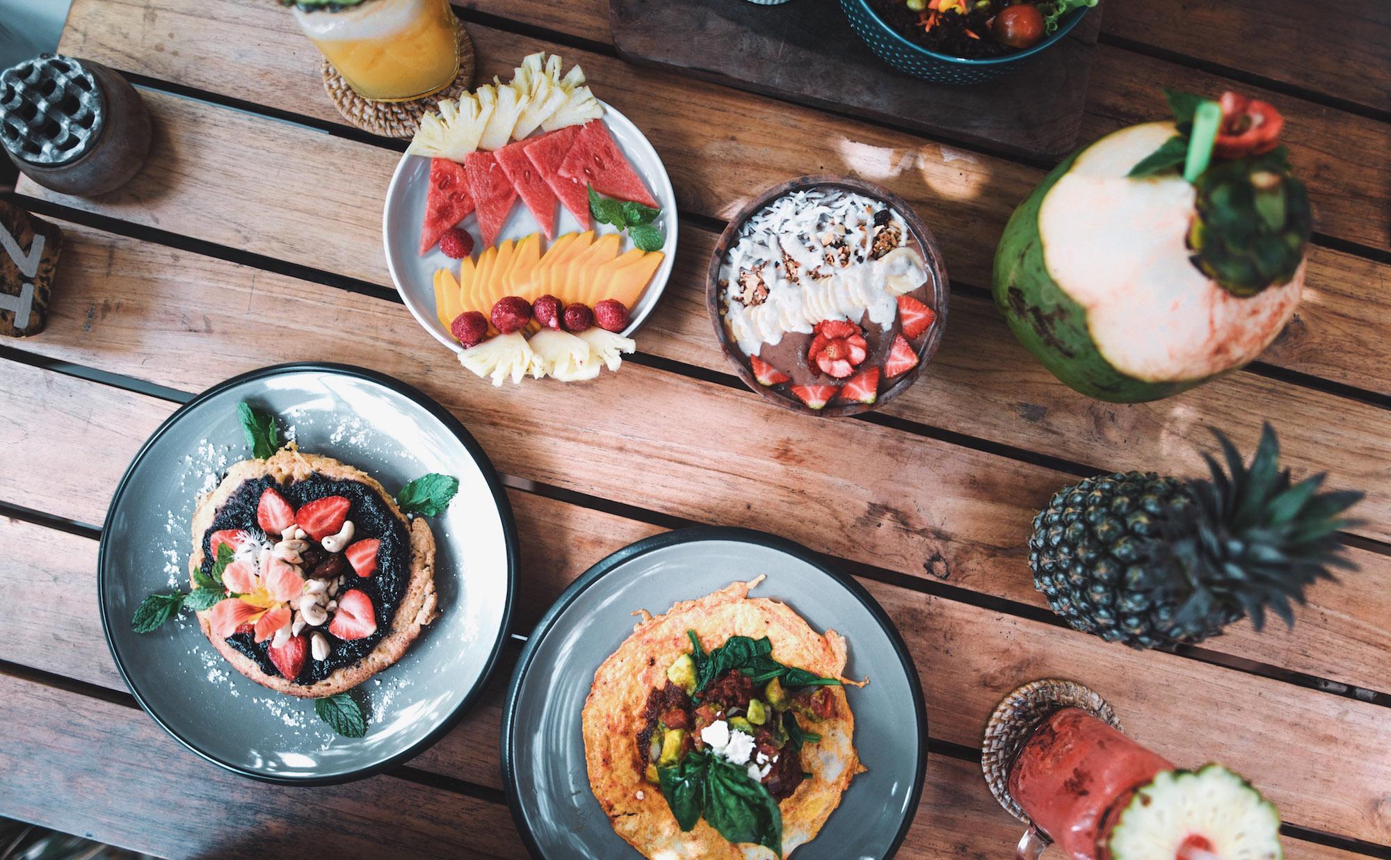 My Favorite Vegan Restaurants On Bali